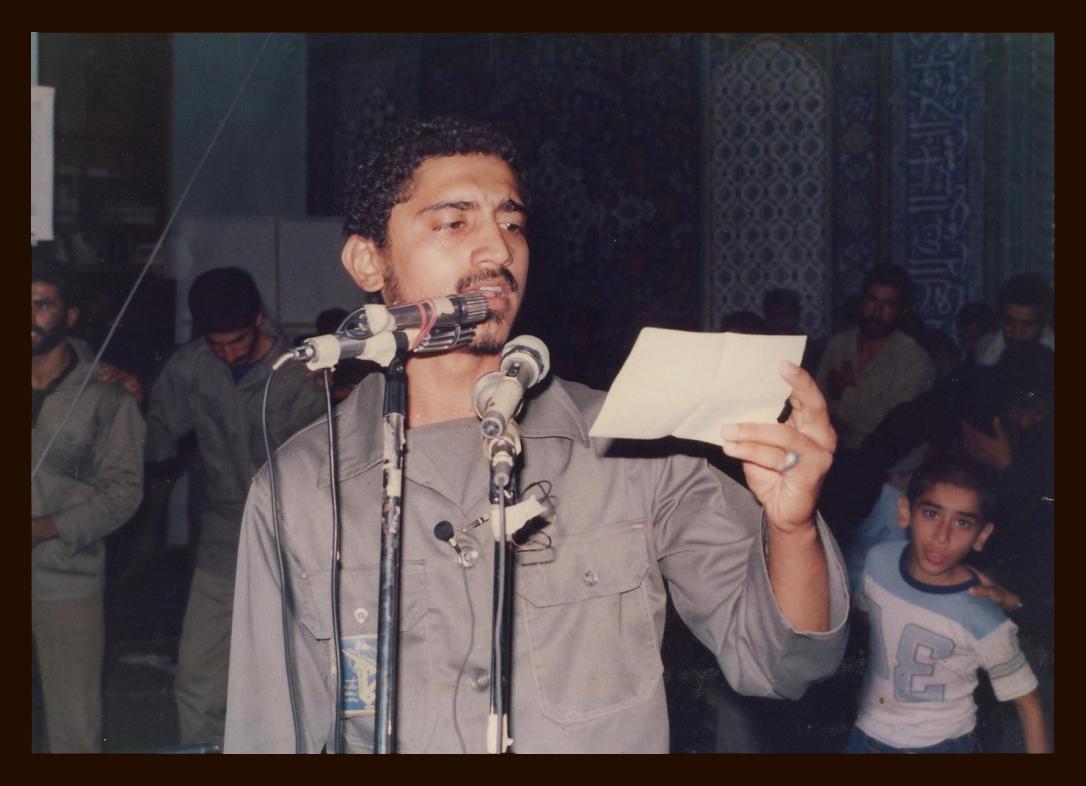 حسین فخری مداح خرمشهری