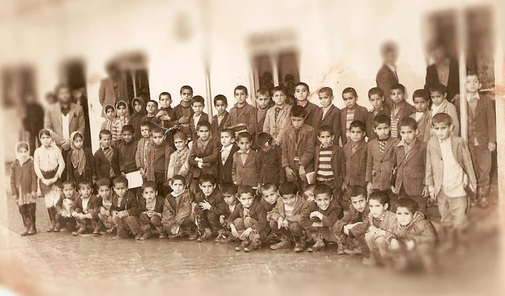 مدرسه قبل از انقلاب