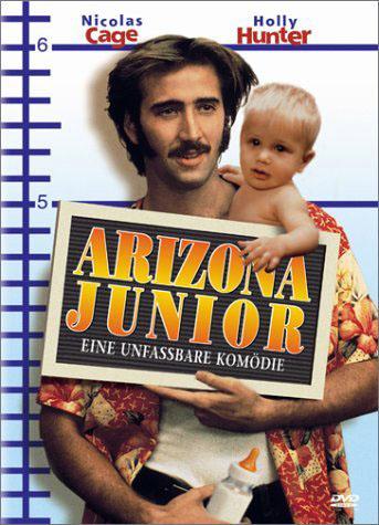 Raising Arizona _ 1987 بزرگ کردنِ آریزونا