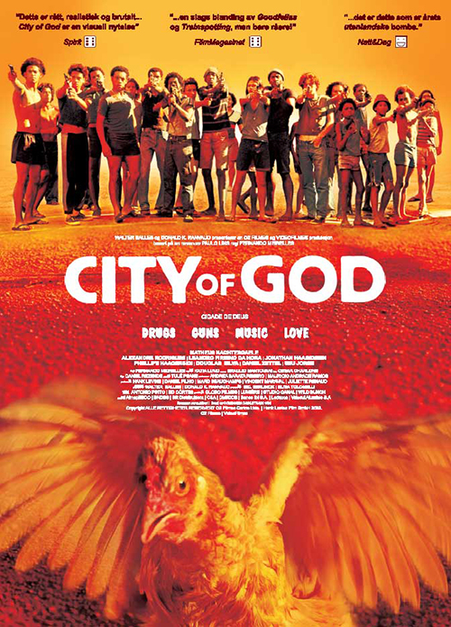 فیلم شهر خدا فرناندو میرلس sity of god 2002