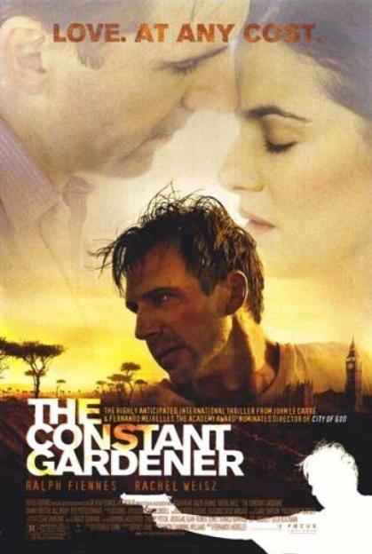 فیلم باغبان وفادار فرناندو میرلس The Constant Gardener 2005