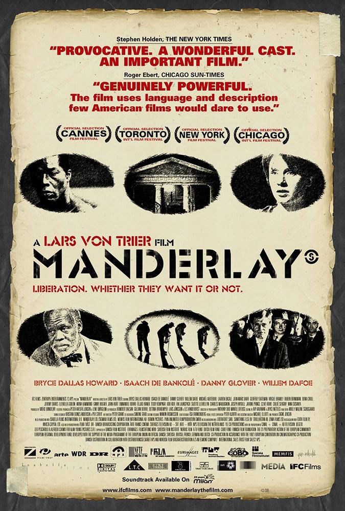 فیلم مندرلی در تاریکی فون تریه برایس دالاس هاوارد