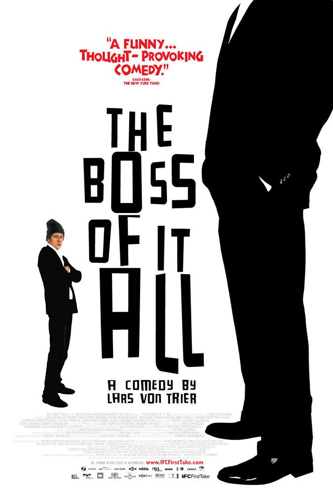 فیلم رئیس همه فون تریه