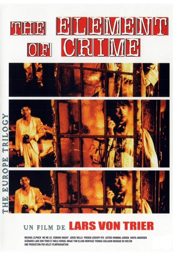 فیلم عنصر جنایت فون تریه