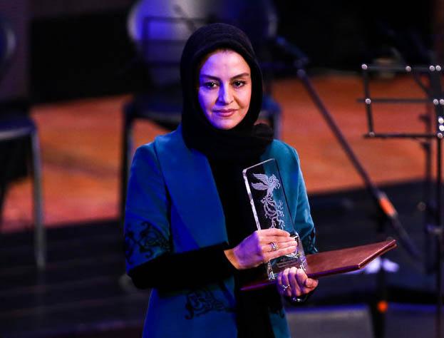 مریلا زارعی جشنواره فیلم فجر